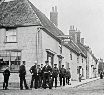 The Anchor, South Street c1910